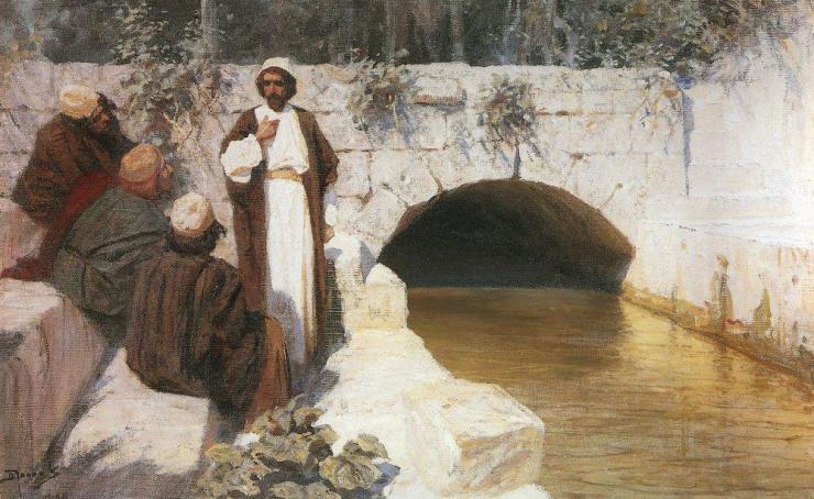 1-Saturday-Jesus-teaching-Поленов_«За_кого_меня_почитают_люди_»
